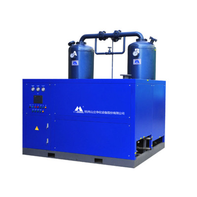 water-cooled Combined Compressed Air Dryer for Bhutan