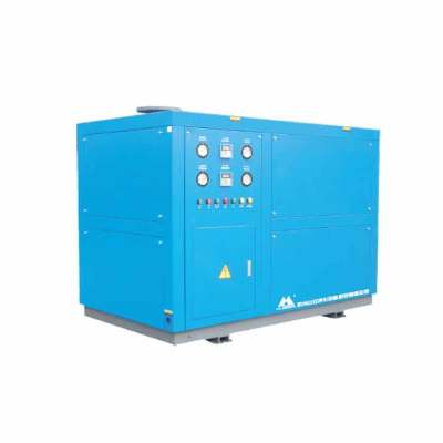 Quality Certified Water-cooled chillers for gas power plant