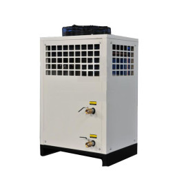 Large Capacity Air cooled Water Chiller for Cuba