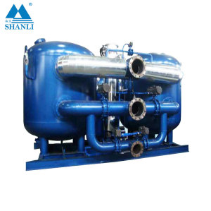 SAHNLI Heated blower Regenerative Desiccant Dryers - SDXG (with air consumption)