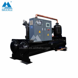 SCLF-30-Z-X Air Cooled Box Type free cooling air cooled chiller (-5℃)