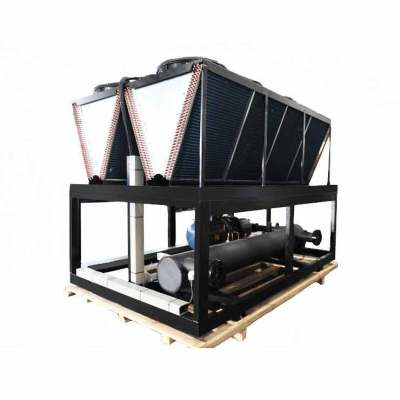 Wholesale price CE standard plastic industry small air cooled industrial water chiller