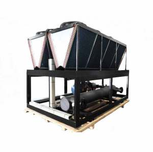 High quality wholesalers china Air cooled Water Chiller for Libya