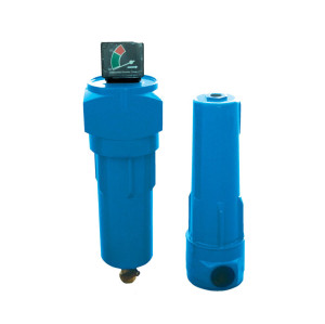 Stationary compressed hepa auto carbon air filter