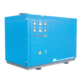 High quality water cooled industrial water chiller