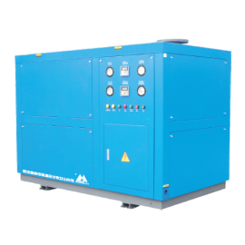 China Hangzhou competitive price low temperature scroll chillers (-15 Deg C)