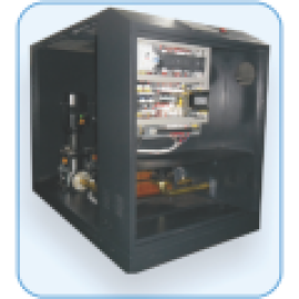 industrial Flue gas waste heat recovery of generating set