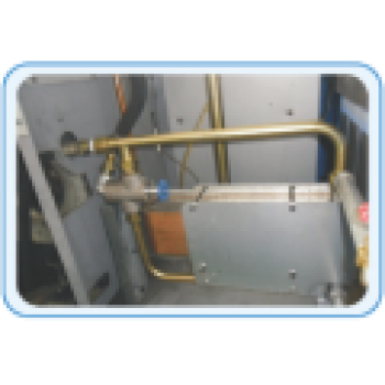 Heat Exchanger Unit for saving energy