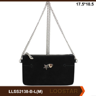 2016 Best Mini Chain Small bags for ladies pu leather bags