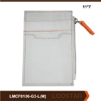 2016 Good Quality Canvas Zipper Men Wallet  Small Coin Purse for Sale