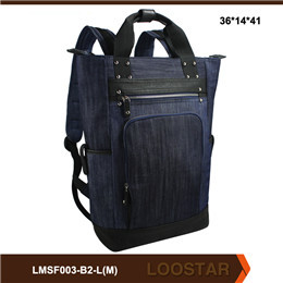 Good Quality  Men  Canvas  handbags  casual men Packpack From China