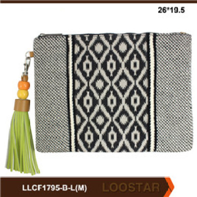 Good Quality Women Bags Fashion Clutch Bags With Tassels Casual  Women  Handbags