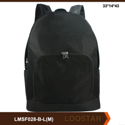 Black Men backpack  Active Outdoor University Student School and College Bags