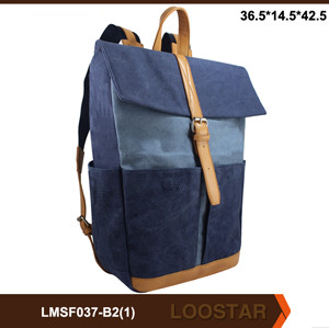 High Quality Custom Running Backpack Bag Designer Daypack China Supplier