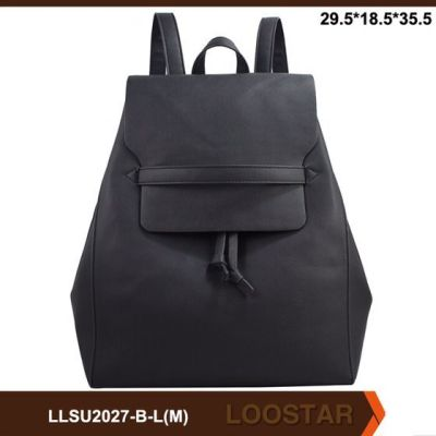 New Design Lady Backpack PU Woman Bag