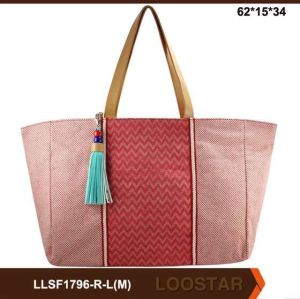 Canvas Beach Woman Bag for Wholesale
