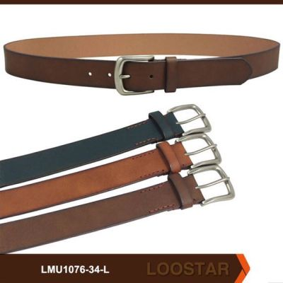 formal man belt top selling belt factory supplier