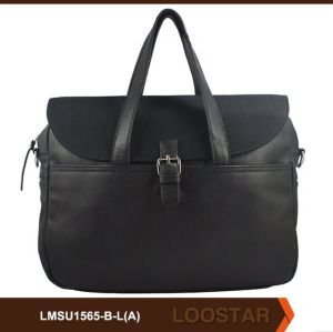 PU man handbag office bag factory