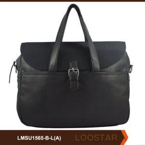 PU man handbag office bag factory