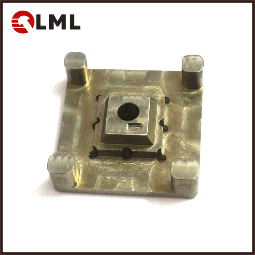 OEM Stainless Steel CNC Vertical Machining Center Parts With Electropolishing