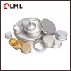 OEM Wholesale High Quality Aluminum Metal Bottle Screw Caps In Different Types