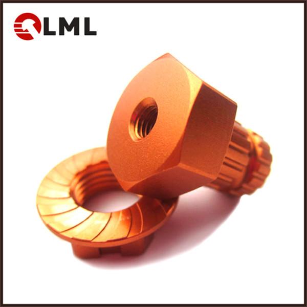 Custom Metal Fabrication Anodized Aluminium CNC Machining Parts