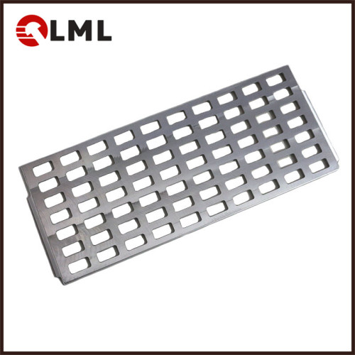 China Metal Custom Made CNC Milling 6063 Aluminum Parts