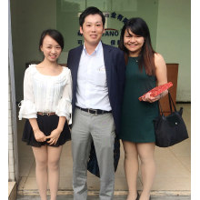 Our Singapore Customer Found An Improvement Scheme From Us