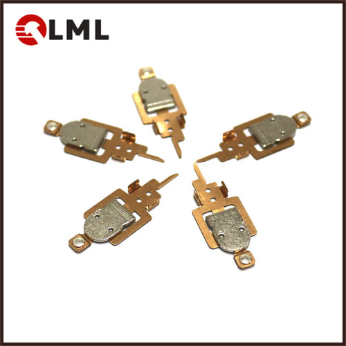 Custom Made Electrical Silver Surface Contact Assembly For Keyboards