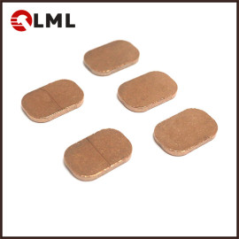 OEM Tungsten Copper Alloy Magnetic Contactor Welding Electrical Auxiliary Contact Tip