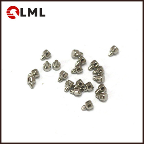Custom Small Silver Plating Electrical Domestic Appliance Auxiliary Electrical Contact