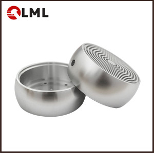 Custom Made Aluminum Alloy CNC Machining Machinery Spare Parts