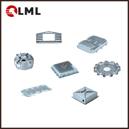 Custom Made Aluminum Die Casting Parts For Various Industries