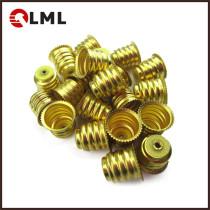 Custom Made Metal Stamping E40 27 26 14 10 Brass Lamp Holder