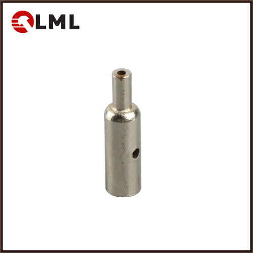 Carbon Steel Semi Tubular Stepped Rivets With Nickel Plating