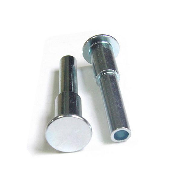 steel shoulder rivets