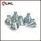 Custom Different Flat Head Aluminum Step Rivets In Stock