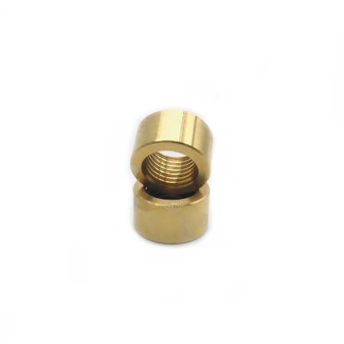 OEM Custom Brass CNC Machining Turning Lathing Parts