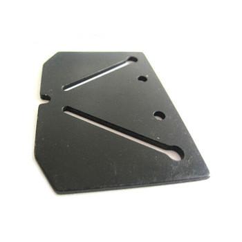 Precision Aluminium Stainless Steel Brass Sheet Metal Stamping Bending Parts Fabrication