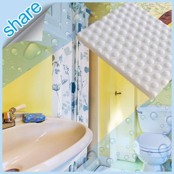 Low Cost And High Profit Bathroom Eco-Friendly Eraser