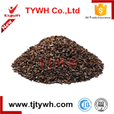 7-15mm large gas yield calcium carbide packed with iron drum