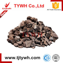Steel Desulfurization 15-25mm Calcium Carbide Stone