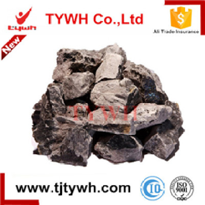 large gas yield genuine 80-120mm calcium carbide for metallurgy