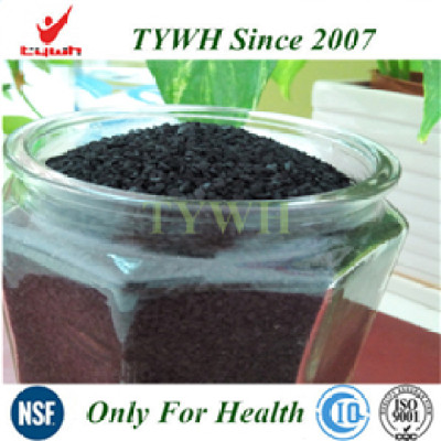18 40 mesh size granular activated carbon for air purification