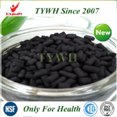 3mm coal extruded pellet activated carbon