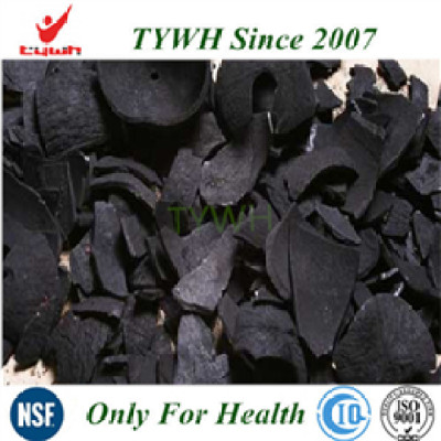 High Iodine with good quality Activated  Coconut Charcoal