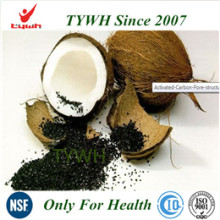 How to indentiy high quality of coconut shell activated carbon