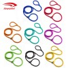 Custom Made Durable Colorful Nylon Rope Dog Leash