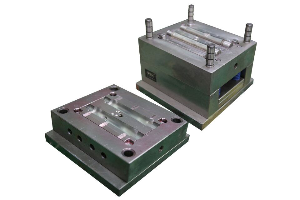 Plastic injection steel mold, OEM, production in China