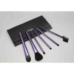 2016 Hot Professional Goat Hair 10Pcs Makeup Brush Set Tools Cosmetic Make Up Brush Set